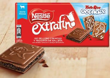 Nestlé Extrafino Tosta Rica Oceanix
