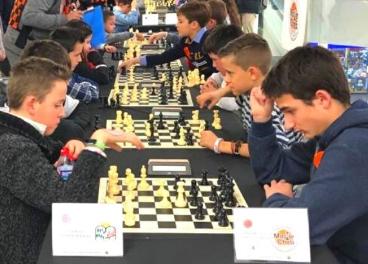 Torneo de Ajedrez Escolar de Ceetrus