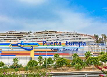 Puerta Europa, de Castellana Properties