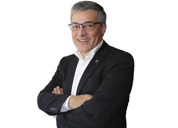 Américo Ribeiro, director general de Alcampo