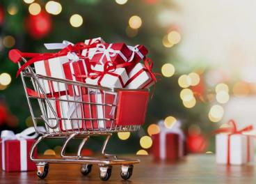 Compras planificadas y seguras en Navidad