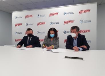 Acuerdo Pescanova y Down Vigo