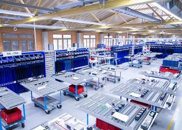 Witron amplia su fábrica de Parkstein (Baviera)