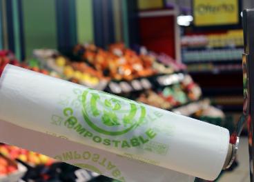 Bolsas compostables Vegalsa