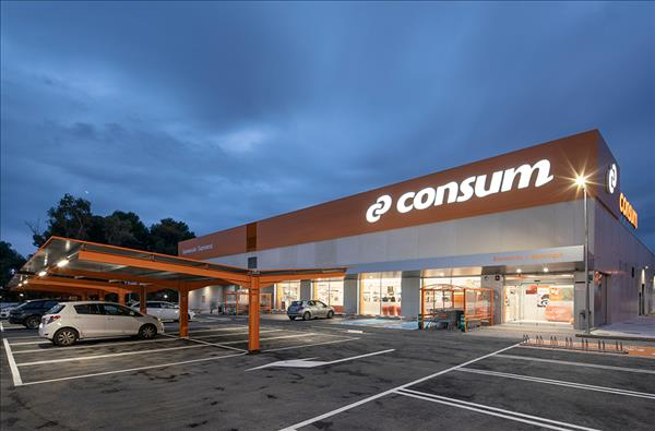 Consum lanza un nuevo modelo de supermercado