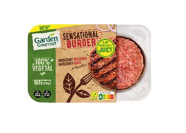 Sensational Burger, de Garden Gourmet (Nestlé)