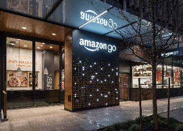 Supermercado de Amazon Go
