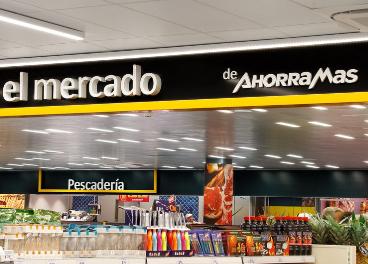Supermercado de Ahorramás