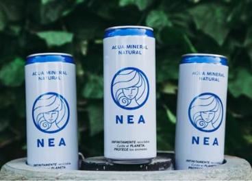 Agua mineral NEA