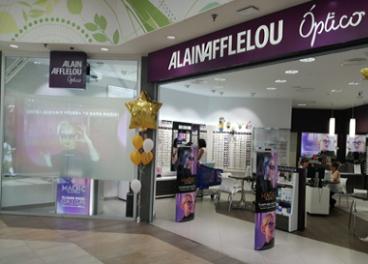 Alianza entre Carmila y Vinile en Alain Afflelou