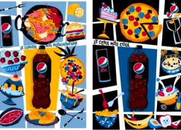 Nuevos envases de Pepsi MAX