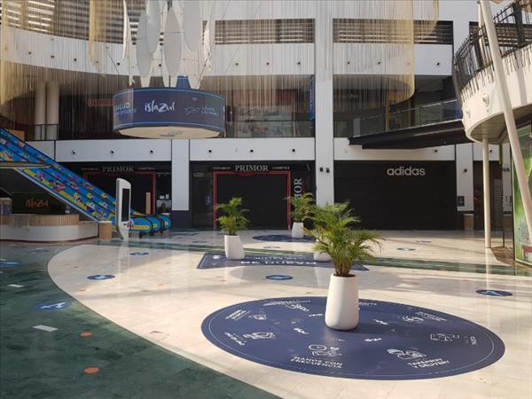 Cushman & Wakefield prepara sus centros comerciales para la desescalada