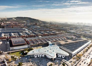 Instalaciones de Fira Barcelona