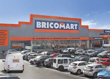 Tienda de Bricomart en Burgos