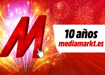 10 años del e-commerce de MediaMarkt