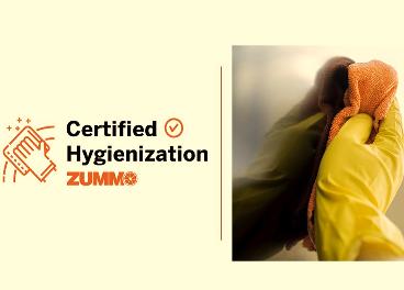 Certificado de higienización de Zummo