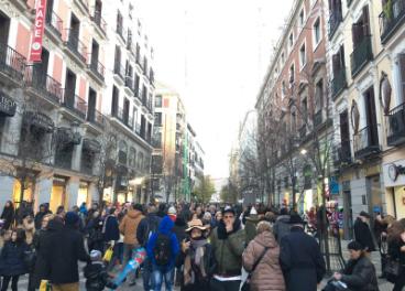 Retail físico en España