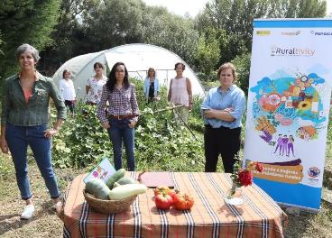 PepsiCo apoya el emprendimiento rural femenino