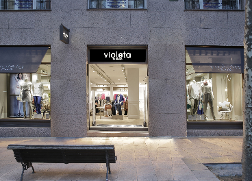 Tienda de Violeta by Mango