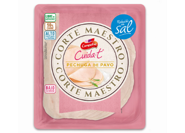 Campofrío Food Group incrementa ventas