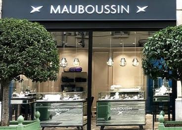 Punto de venta de Mauboussin