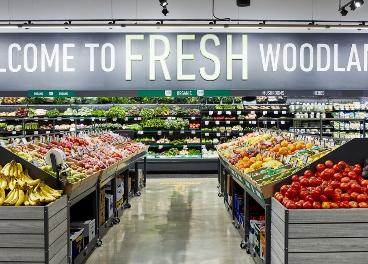 Amazon Fresh en California