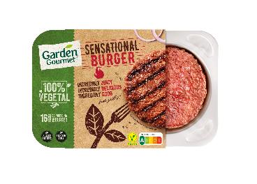 Gourmet Garden Sensational Burger, de Nestlé