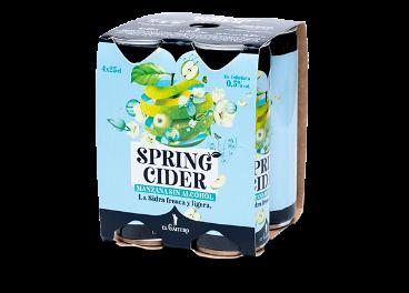 Spring Cider de El Gaitero