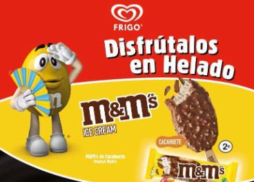 Helados Mars y Unilever