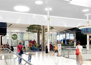 Centro comercial As Cancelas, de Carmila y Realia
