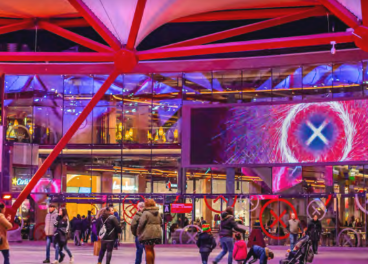 Centro comercial X-Madrid de Merlin Properties