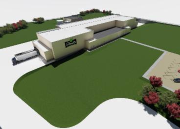 Nuevo centro de producción de Florette