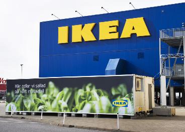 Granja urbana de Ikea
