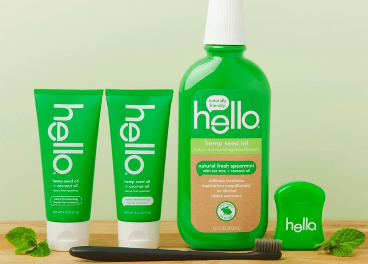 Productos de Hello, adquirida por Colgate