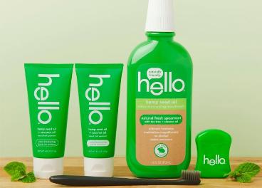 Productos de Hello, adquirida por Colgate