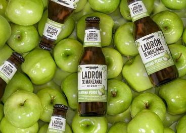 Ladrón de Manzanas, Mazana Verde