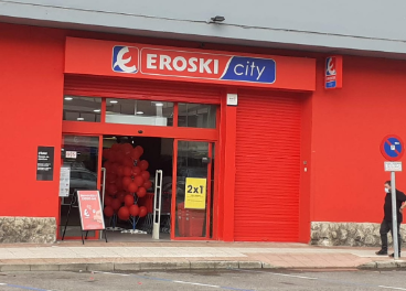 Supermercado Eroski City