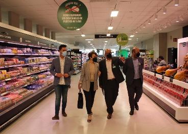 Mercadona y Economy Cash abren supermercados