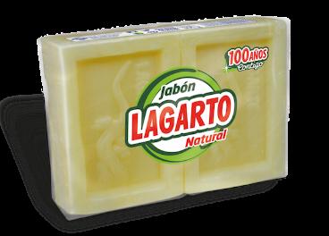 Jabon Lagarto, de Euroquímica