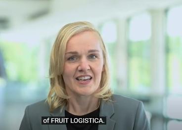 Madlen Miserius (Fruit Logistica)