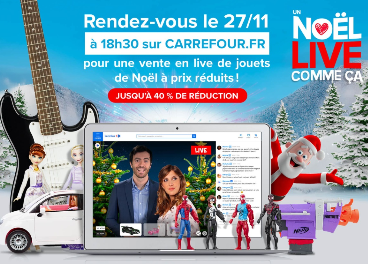 Carrefour en streaming