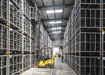 Inversión logística en España