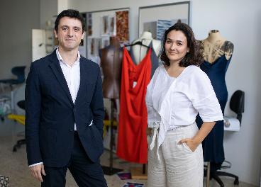 Antonio Puente y Adriana Domínguez