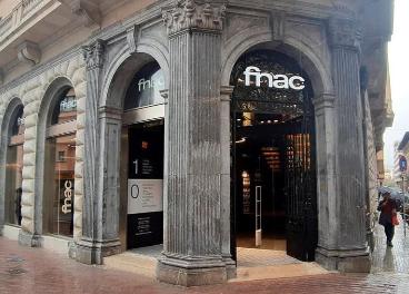 Tienda de Fnac en Palma de Mallorca