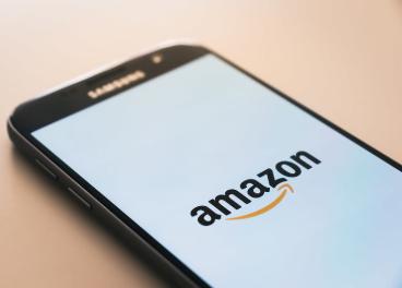 Móvil con Amazon