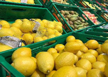 limones en Mercadona