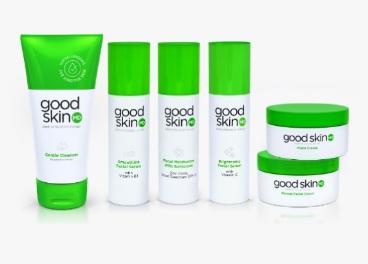 P&G lanza la marca GoodSkin MD