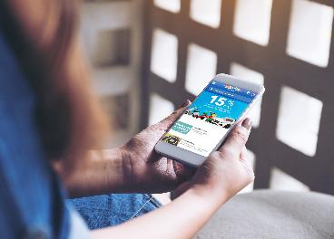 Compra online en Toys 'R' Us en móvil