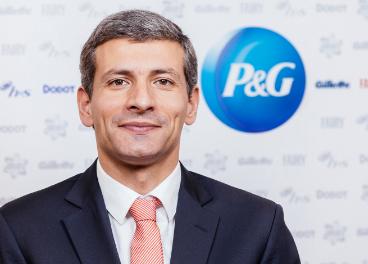 Ricardo Carrasquinho, director de Ventas de P&G