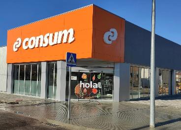Nuevo supermercado de Consum